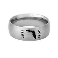 Florida Mission Ring