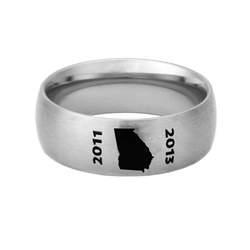 Georgia Mission Ring