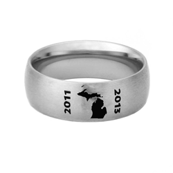 Michigan Mission Ring