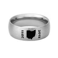 Ohio Mission Ring