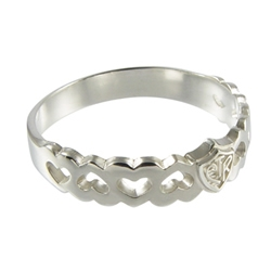 Forget Me Not CTR Ring