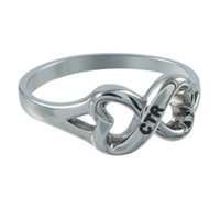 Heart to Heart CTR Ring