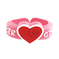 Adjustable Heart CTR Ring